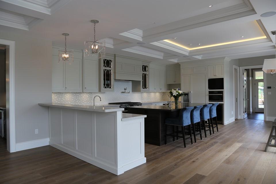 Custom Home Kitchen - Neven Custom Homes Ltd. - Ancaster Ontario