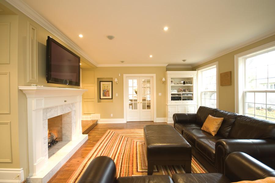 Renovation by Neven Custom Homes Ltd.