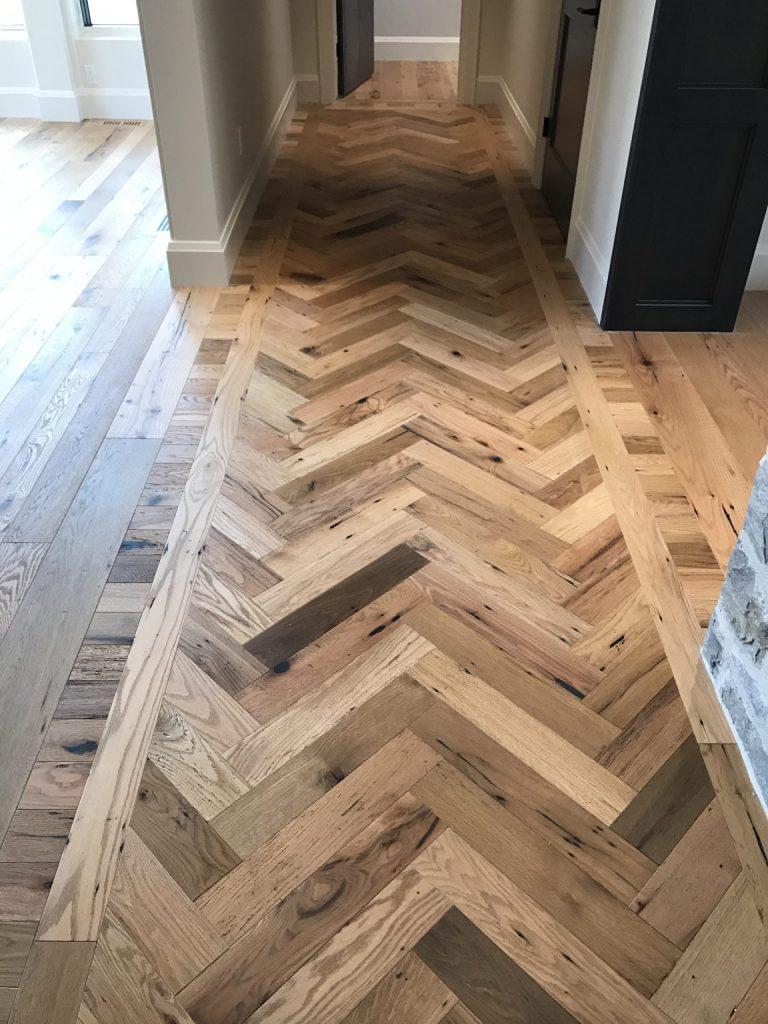 Interior Flooring by Neven Custom Homes Ltd.