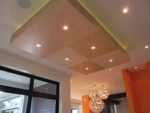 Interior Design by Neven Custom Homes Ltd.