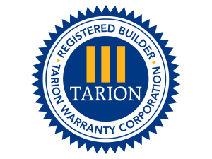 Registered Builder Tarion Warranty Corporation