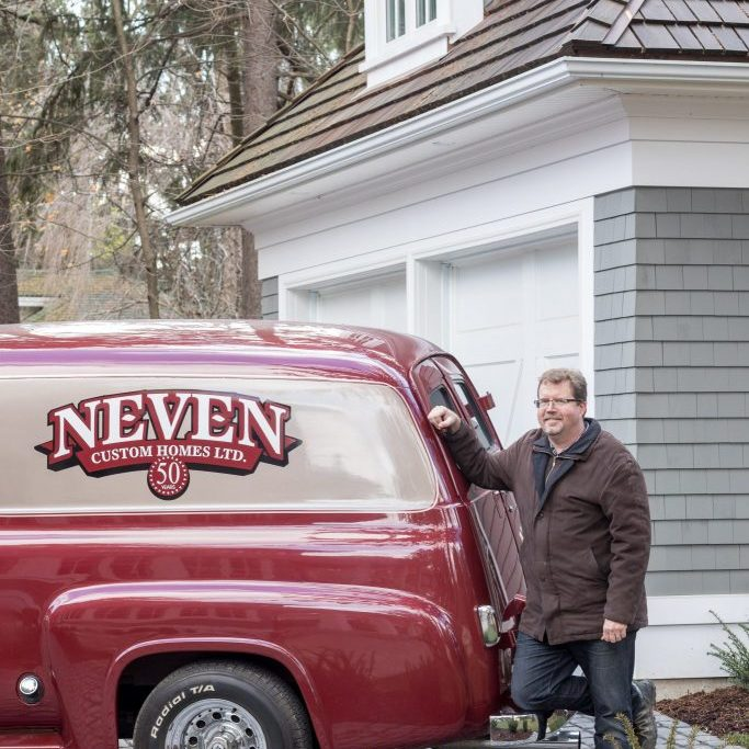 Gary Neven - Neven Custom Homes Ltd.